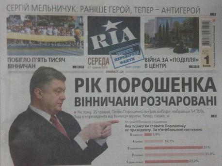 Чем же отличается российский политменталитет от украинского?