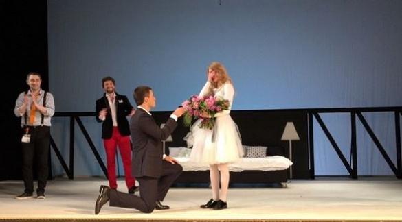 Светлана Ходченкова получила предложение руки и сердца
