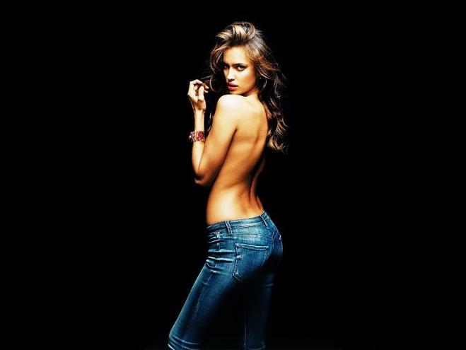 Ирина Шейк поделилась секретами красивого тела