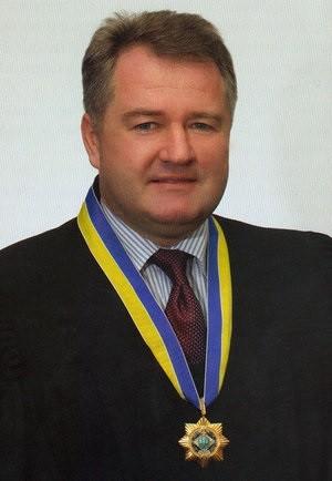 Бенедисюк возглавил Высший совет юстиции