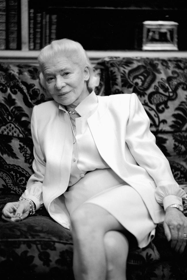 Умерла основательница бренда Carven: Биография легенды. ФОТО