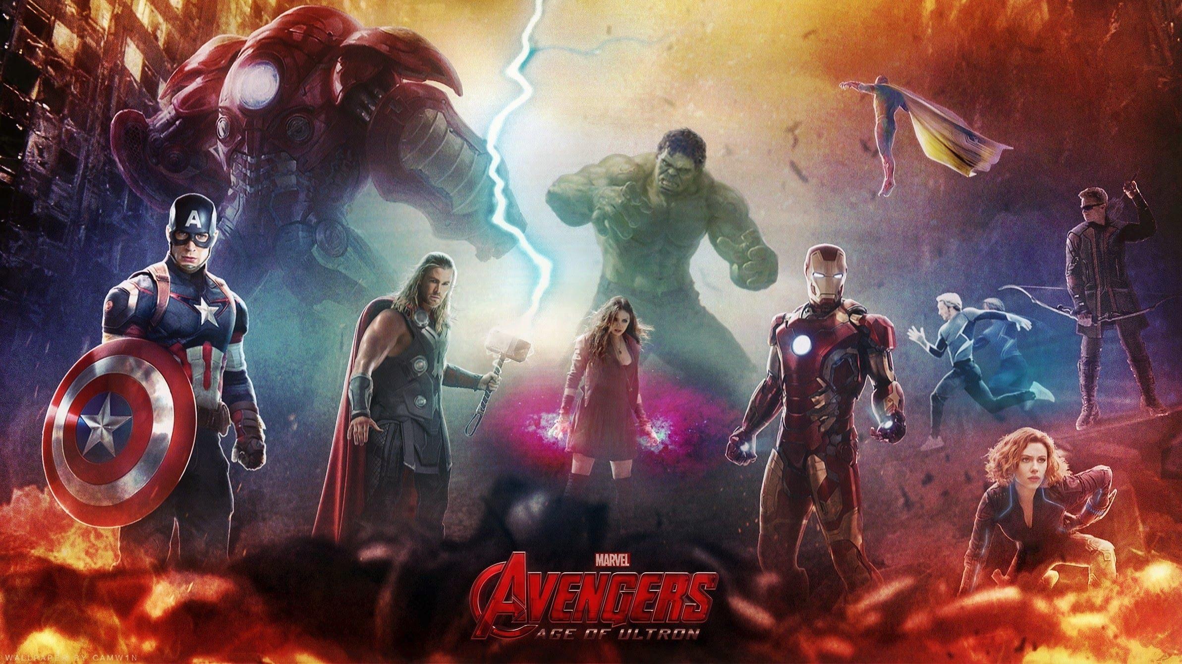 """""""Мстители 2"""" стал одним из самых кассовых фильмов"""