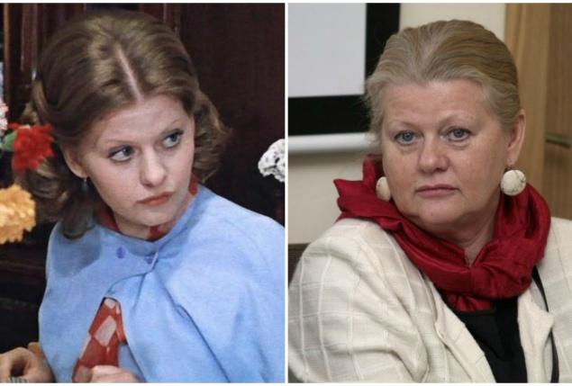 """Актеры фильма """"Москва слезам не верит"""" 35 лет спустя"""