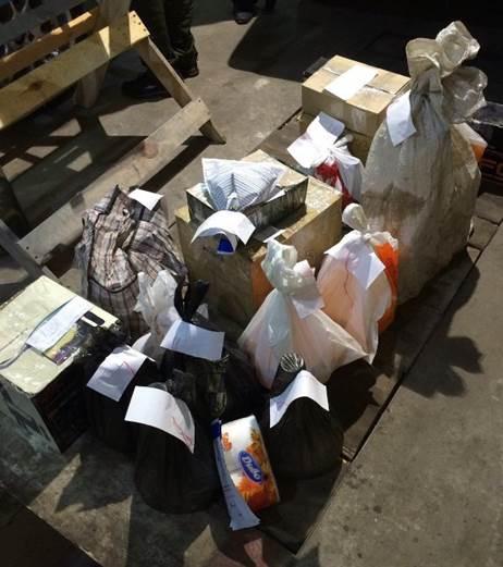 В Киеве обезвредили сеть подпольных нарколабораторий (ФОТО)