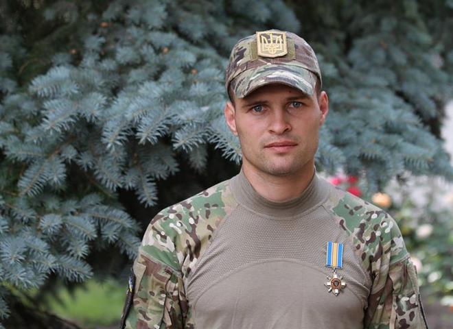 Безумно сексуальный глава патрульной полиции Киева (ФОТО)