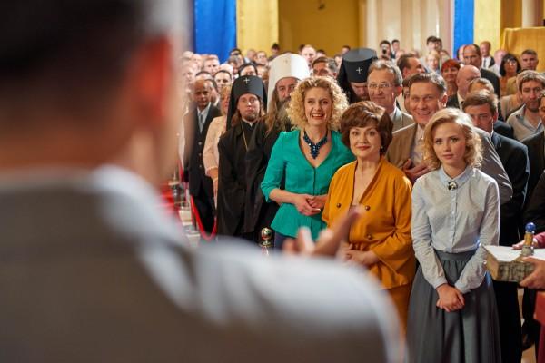 ФОТО: Квартал 95 порадует новым политическим сериалом