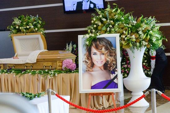 Похороны Жанны Фриске: подробности (ФОТО)