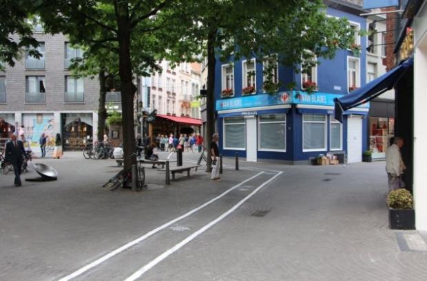 В Бельгии появились дорожки для людей со смартфонами (ФОТО)