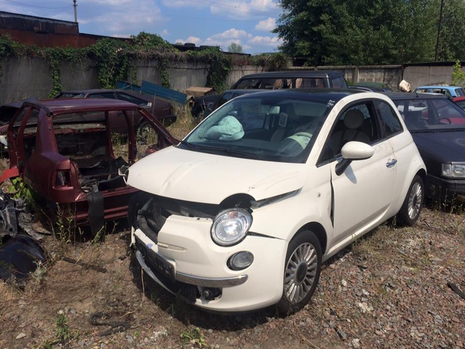 У Виталия Козловского украли автомобиль