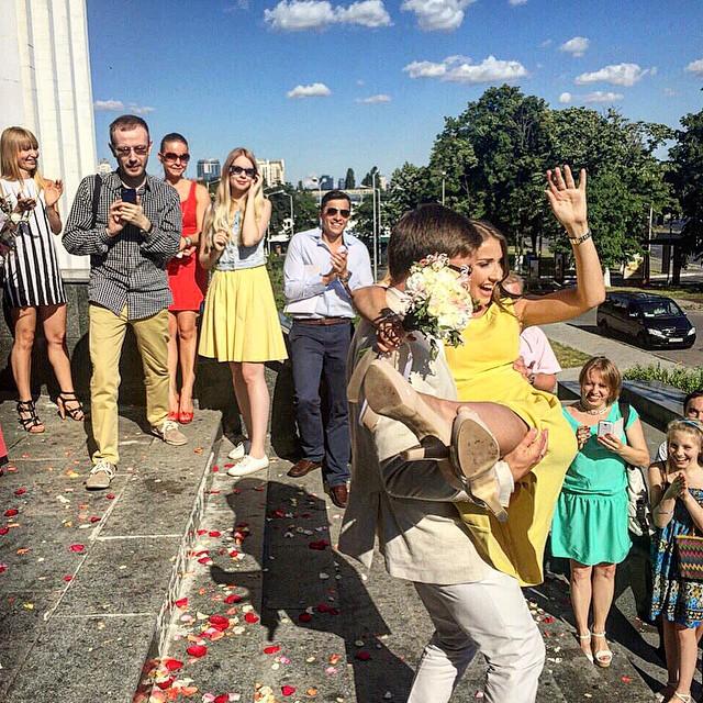 Таисия Повалий тайно женила сына (ФОТО)