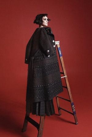 Вайнона Райдер снялась в рекламе модного бренда