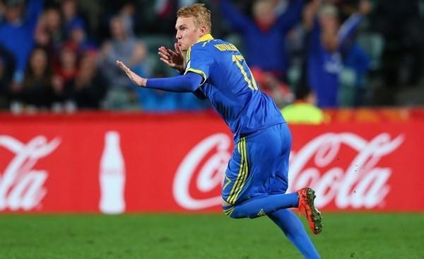 Топ-10 талантов юношеского Евро-2015