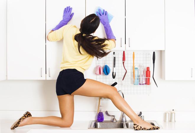 Уборка квартиры, как медитация: советы по фэн-шуй