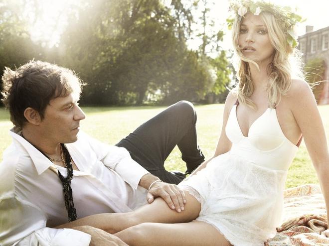 Кейт Мосс разводится с мужем