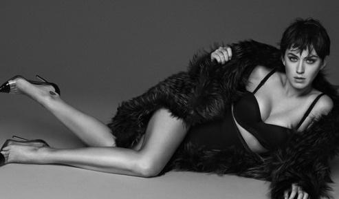 Кэти Перри в сентябрьском номере Vogue