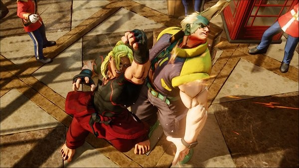 Street Fighter V выйдет одновременно во всем мире