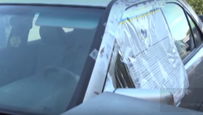 Расстрел автомобиля на Киевщине, есть жертвы (ФОТО,ВИДЕО)