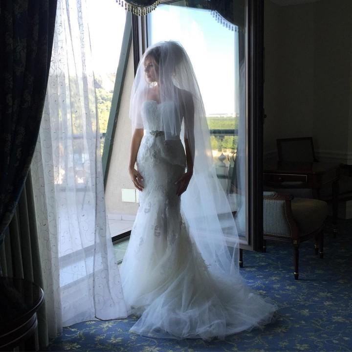 Фото: Первые свадебные снимки Сергея Рыбалки