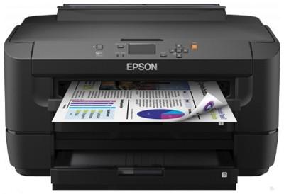 Epson представила новую серию WorkForce WF-7000 формата A3+