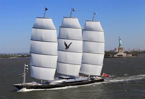 Свадебное путешествие Пескова на самой дорогой яхте в мире