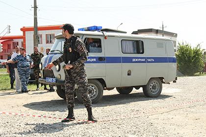 В Чечне расстреляли российского офицера с женой