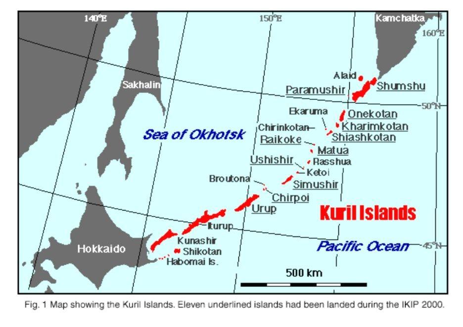Россия продаст Курильские острова?
