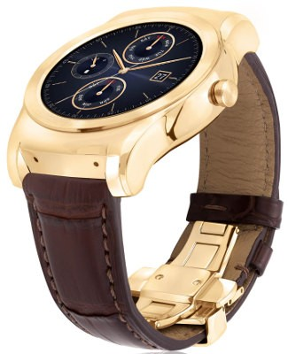 Смарт-часы LG Watch Urbane Luxe появятся в конце октября