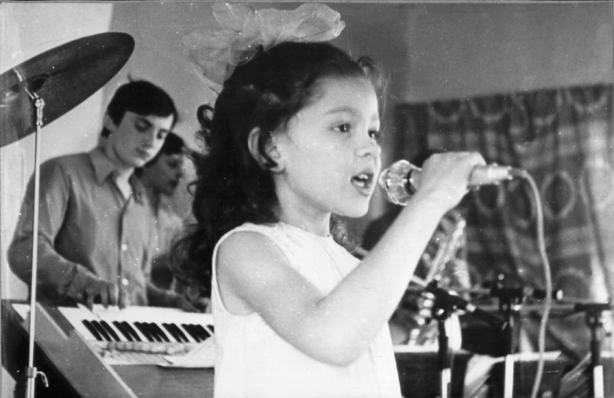 Мама Русланы рассказала о школьных годах певицы
