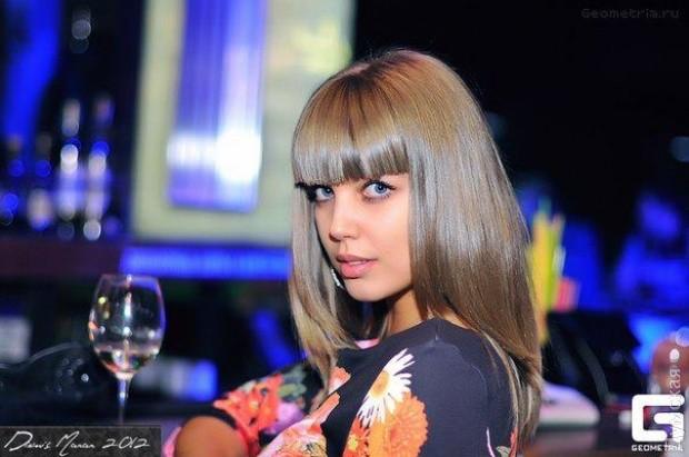 Фото: В Одессе спикером милиции стала модель журнала MAXIM