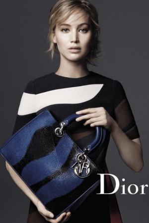 Дженнифер Лоуренс снялась для Dior (ФОТО)