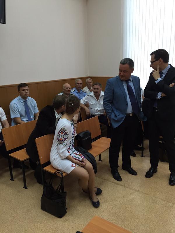 Суд над Савченко: цирк чистой воды с ряжеными