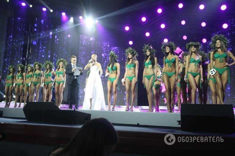 Кристина Столока победила в конкурсе Мисс Украина 2015 (ФОТО