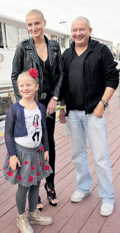 Актер Дмитрий Марьянов совершенно счастлив (ФОТО)