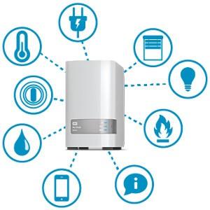 Z-Wave Smart Home позволит My Cloud управлять умным домом