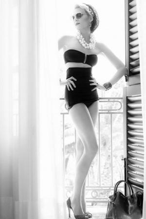 Рената Литвинова показала себя в купальнике (ФОТО)