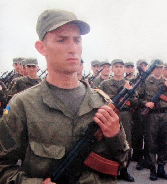 Скончался четвертый нацгвардеец, раненый под Радой (ФОТО)