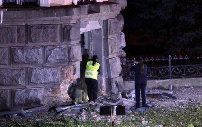 Взрыв у СБУ в Одессе: сумма ущерба около 250 тыс. грн