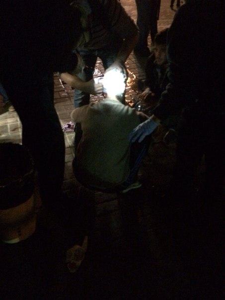 Взрыв на вокзале в Киеве: злоумышленник задержан