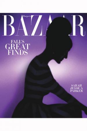 Сара Джессика Паркер снялась для Harper's Bazaar (ФОТО)