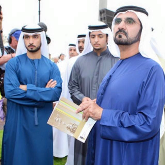В Дубае умер наследник правителя
