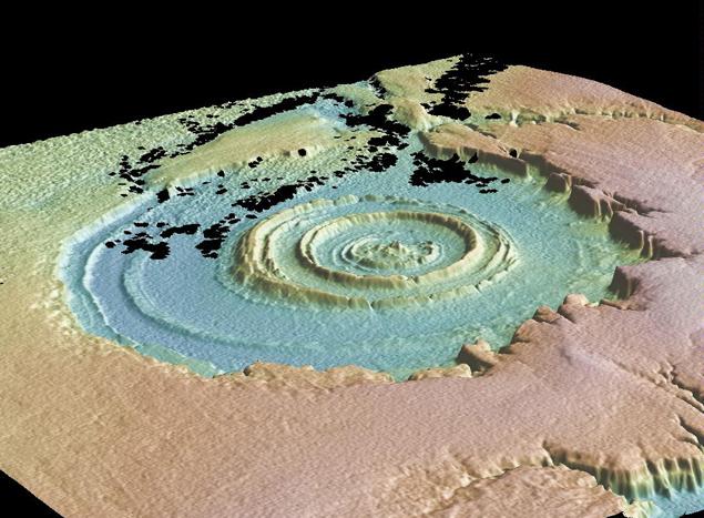 Утонувшая Атлантида всплыла в Африке (ФОТО)