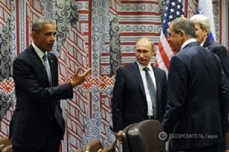 Дерзость Обамы и унижения Путина