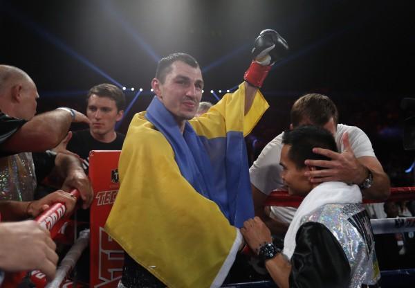 ФОТО, ВИДЕО: Виктор Постол завоевал титул чемпиона мира