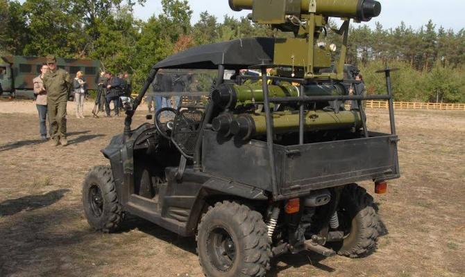 ВСУ получили уникальное противотанковое оружие (ФОТО)