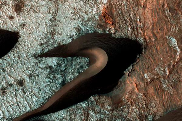 День в фото: госпитализация Мосийчука и марсианские дюны