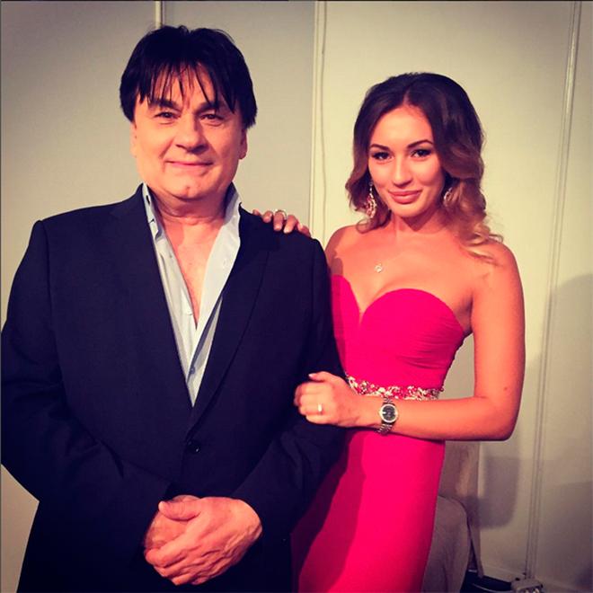 Александр Серов показал взрослую дочь (ФОТО)