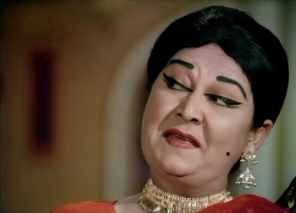 Умерла индийская актриса Манорама (ФОТО)