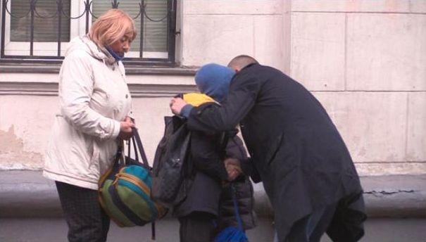 Игорь Петренко помогает Екатерине Климовой (ФОТО)