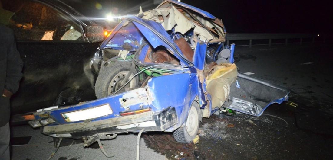 Шестеро подростков погибли в аварии на Житомирщине (ВИДЕО)