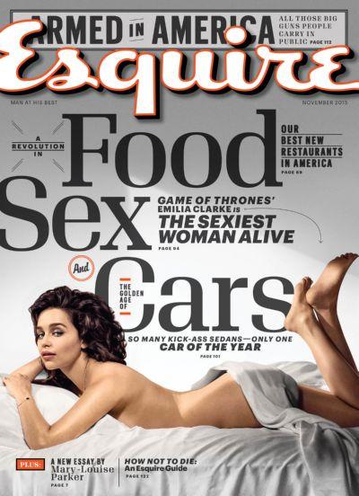 Esquire выбрал самую сексуальную в мире женщину